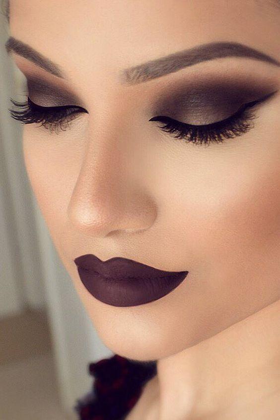 10 Hottest Smokey Eye Makeup Ideas 2019 | Hair, Makeup and Nails