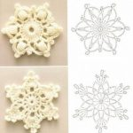 Lovely Snowflake Crochet Patterns