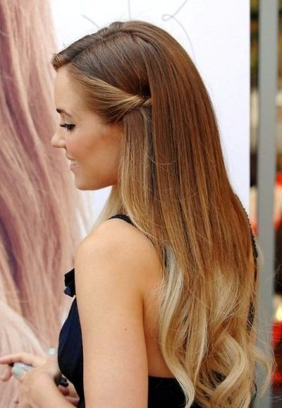 Down wedding hair style for straight hairu2026any ideas? - Weddingbee