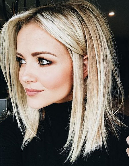 25 New Short Straight Hairstyles - crazyforus