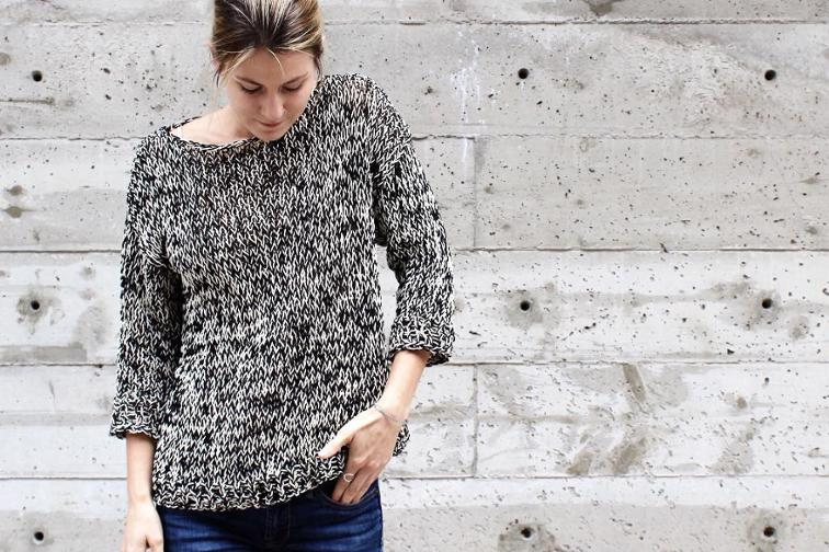 15 Impressive Knitted Sweater Patterns
