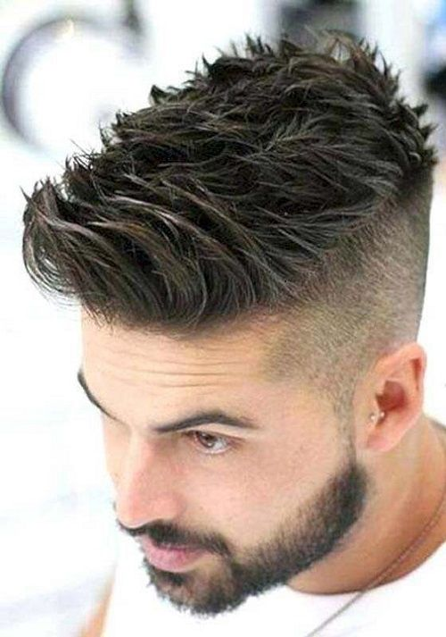 14 trendy men hairstyle for winter 2019 | Latest Mens Hairstyles