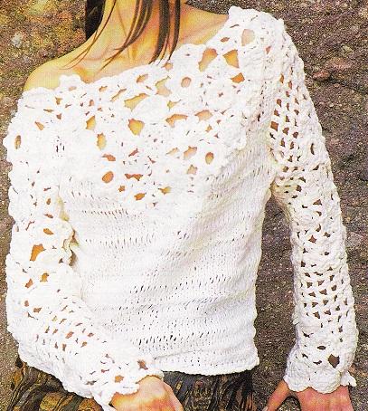 Crochet tricot - innov rff