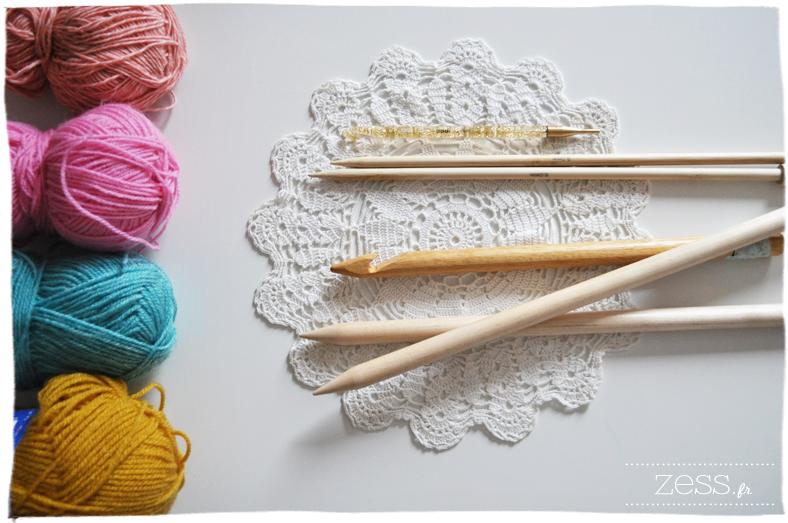 Le knook : tricoter avec un crochet - Zess.fr // Lifestyle . mode