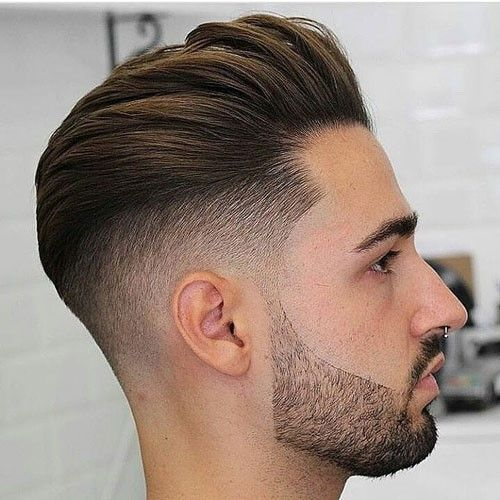 The Slicked Back Undercut Hairstyle | Hairstyles | Pinterest | Hair