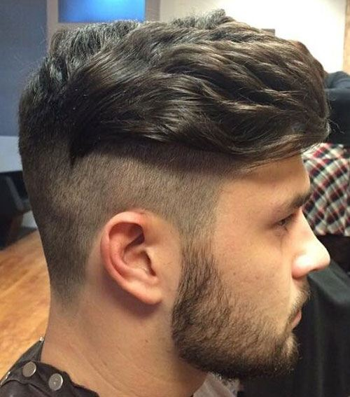 Disconnected Undercut Hairstyles For Men-20 New Styles and Tips