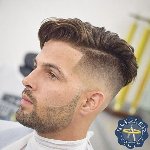 50 Men's Undercut Hairstyles To Grab Focus Instantly