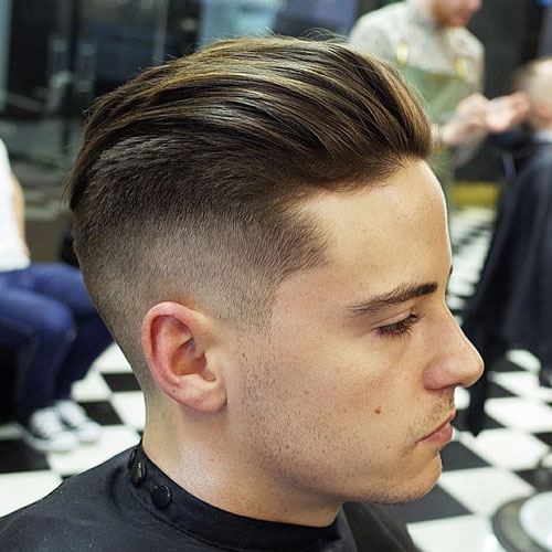 Improve your looks with a perfect   undercut hairstyle