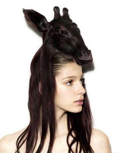 Amazing Hairstyles from France   Avant Garde   Pinterest   Hair
