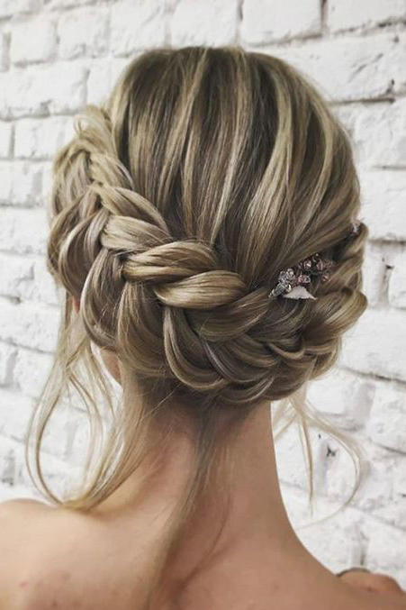 Gorgeous Updos for Bridesmaids - Southern Living