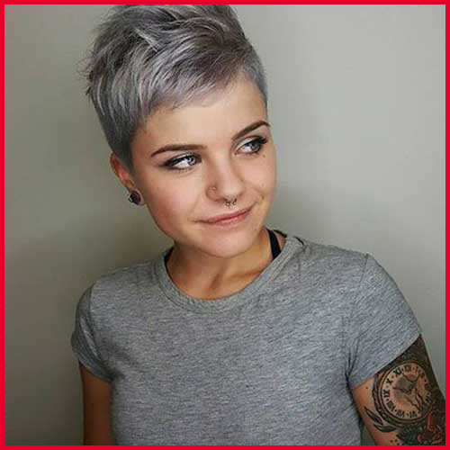 Very Short Hairstyles For Round Faces 146215 Chic Short Hair Ideas