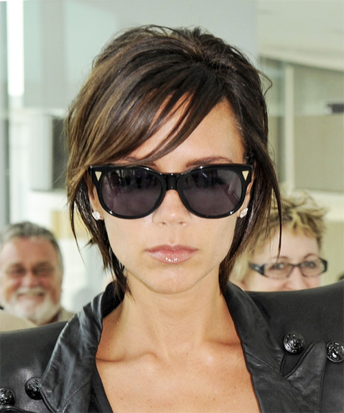 Victoria Beckham Hairstyles Gallery