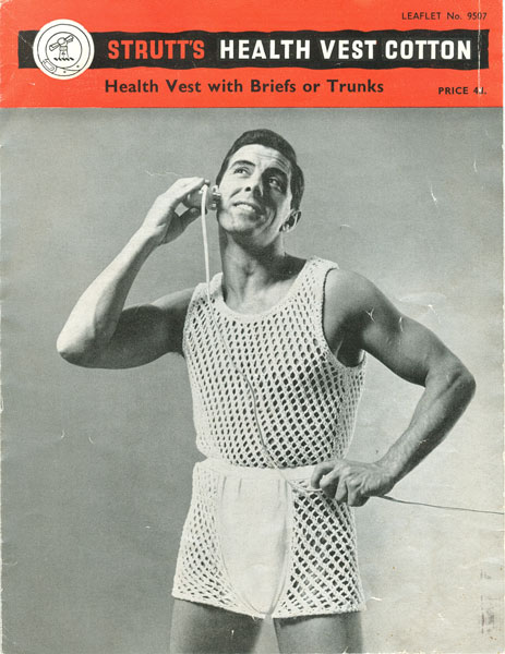Vintage Knitted Weird and Wonderful knitting patterns available from