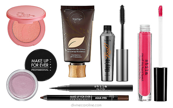 Waterproof Makeup for April Showers | more.com