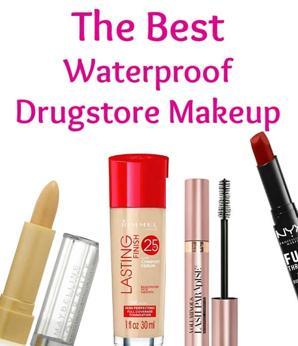 The Best Waterproof Drugstore Makeup for the Pool and the Beach