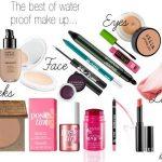 Simple Summer Beauty Tricks for   Waterproof makeup