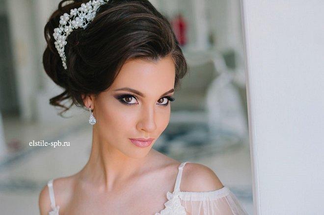 18 Wedding Hair and Wedding Makeup Ideas | Deer Pearl Flowers
