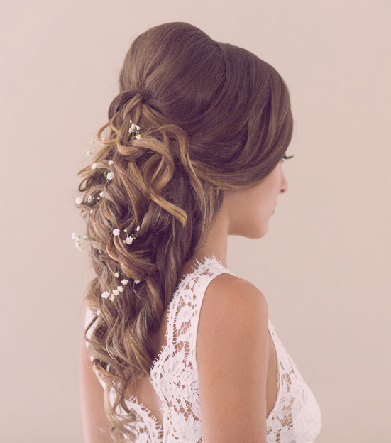 Wedding Hairstyles Mobile Hairdressers The Powder Room Brisbane
