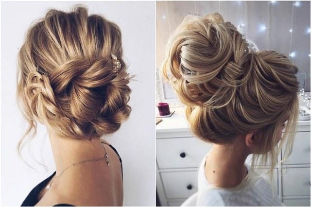 60 Wedding Hairstyles for Long Hair from Tonyastylist | Deer Pearl