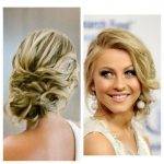Look elegant with wedding hairstyles for   medium length hair