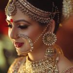 Look radiant on your wedding day with   wedding makeup tips