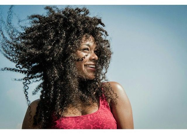 nayi2188    texture. Windy curls. Curls blowing in the wind. Curly