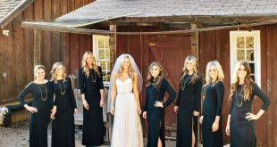 Bridesmaid Dresses with Long Sleeves | SouthBound Bri