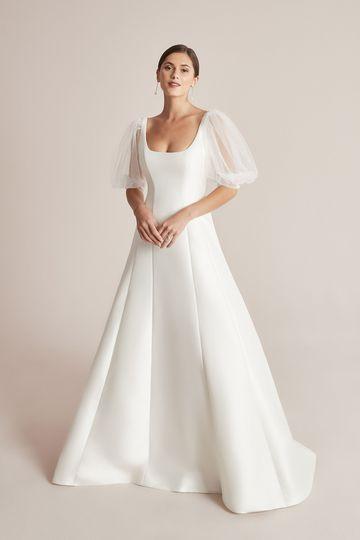 Wedding Dress Accessories | Justin Alexand