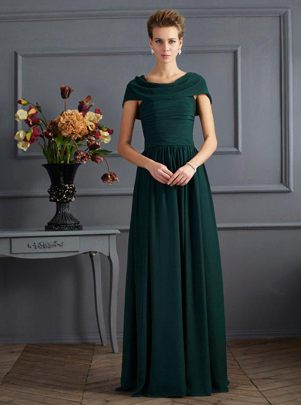 Green Mother of the Bride Dresses Can be a Charming Choice