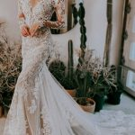 Choose a Gorgeous Lace Wedding Dress with Sleeves