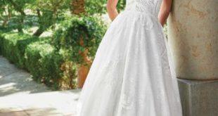 Off-the-Shoulder Wedding Dresses | Sincerity Brid