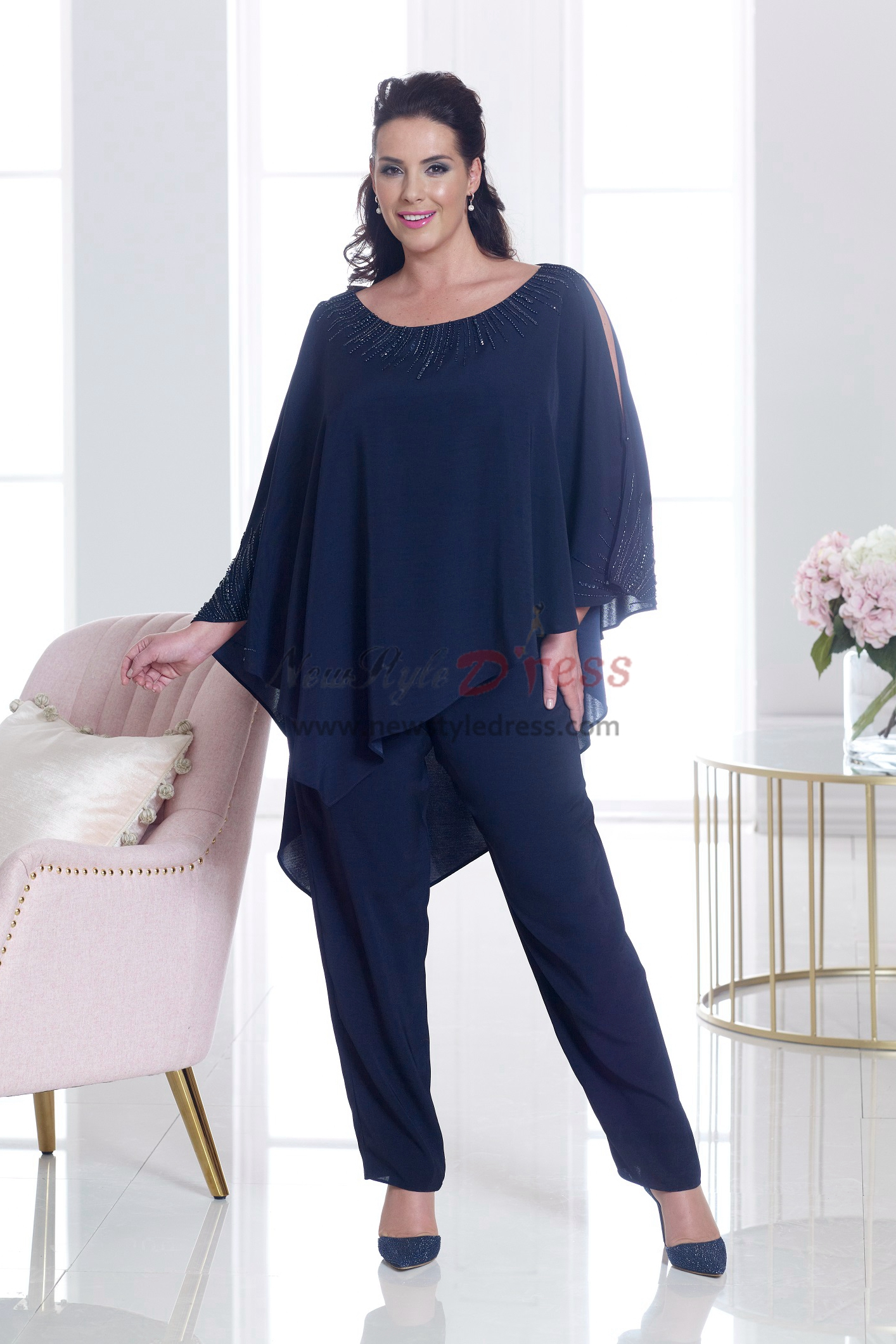 Trendy and Comfy Mother of the Bride Pantsuits