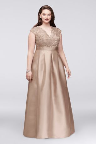 Plus Size Formal Dresses for Weddings Selection is Hassle Free