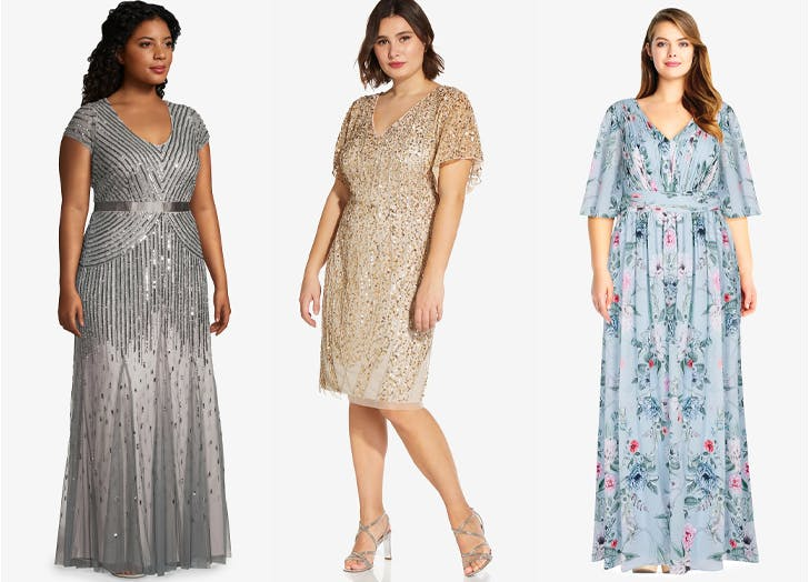 The Best Places to Shop for a Plus-Size Wedding Guest Dress - PureW