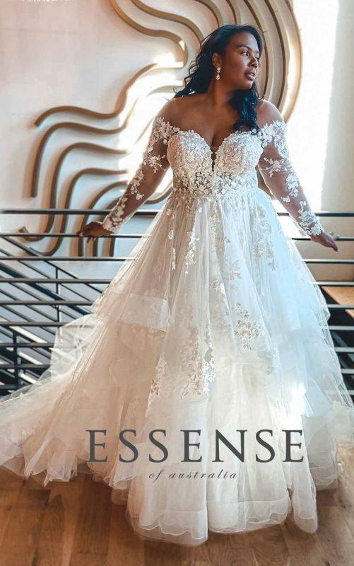 Plus Size Wedding Dresses - Wendy's Bridal Cincinnati - Bridal .