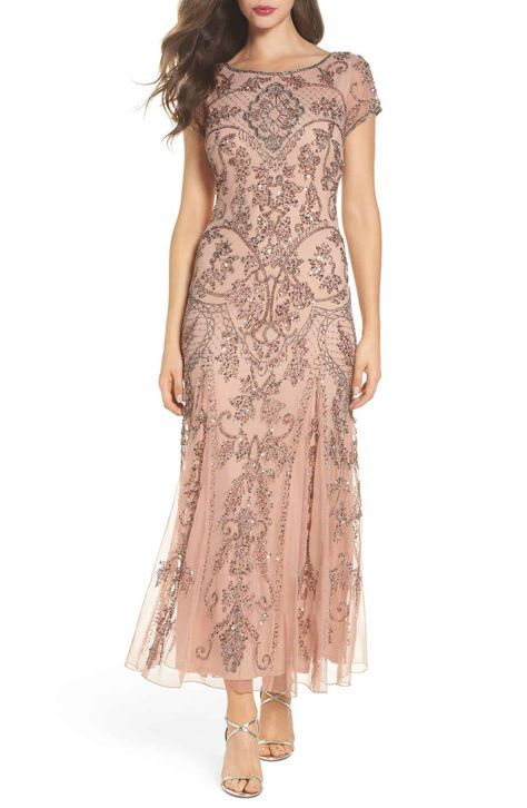 Rose Gold Mother of the Bride Dresses | Dress for the Wedding .