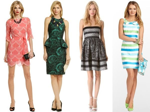 Wedding Guest Outfit: Dress to Wear on Wedding - Gorgeous .