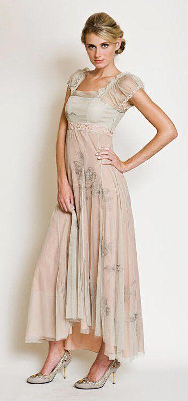Vintage Summer Gowns-Wardrobeshop | Mother of the bride dresses .