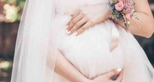 The Maternity Wedding Dress Guide Every Pregnant Bride Needs .